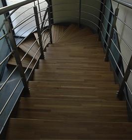 service-escalier